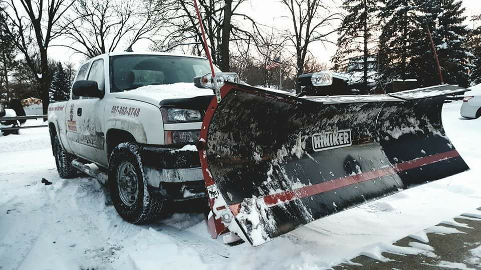 Mankato Snow Plowing